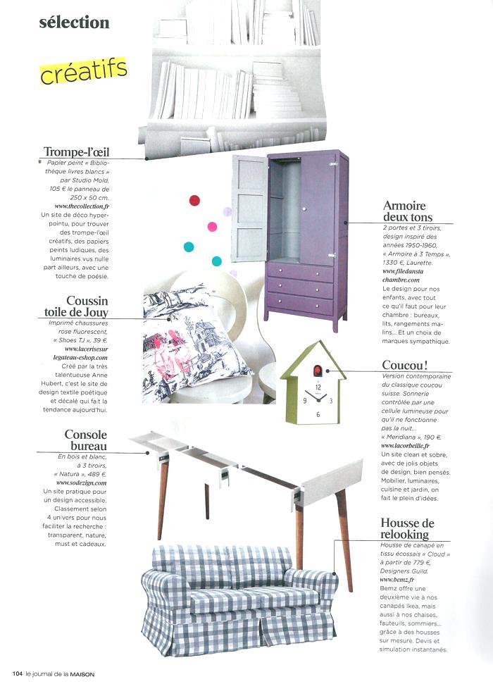 Journal de la maison - Août - Septembre 2012